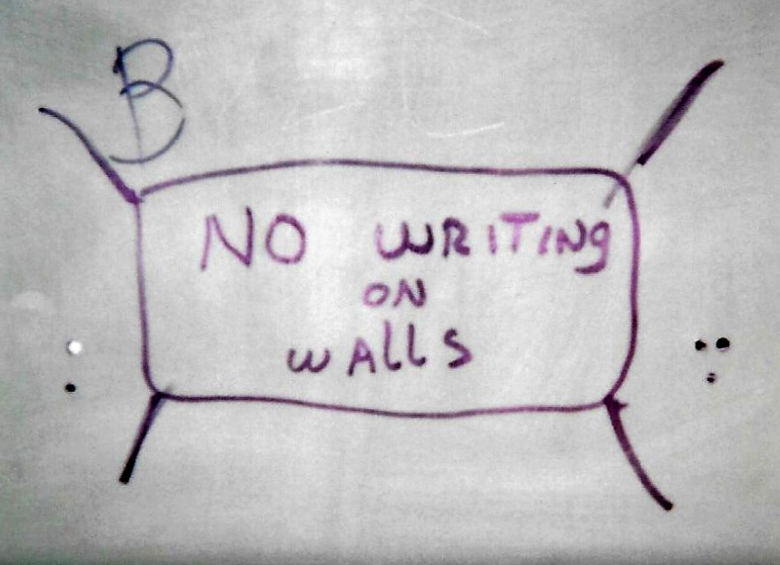 No Writing On Walls: The Shitter Book (Or A  Construction Job Site Outhouse Exposé)